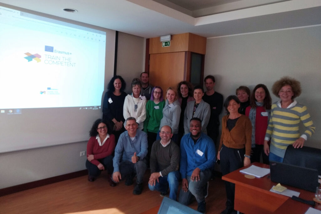 1. Transnational Project Meeting - group photo